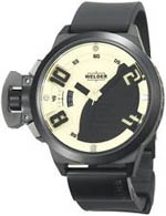 welder watches mens k24 automatic black