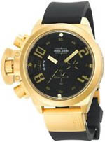 Welder watches mens k24 chronograph gold