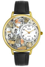 whimsical watches - banker