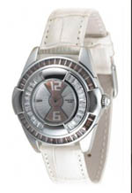 Zeno watches - Lalique white